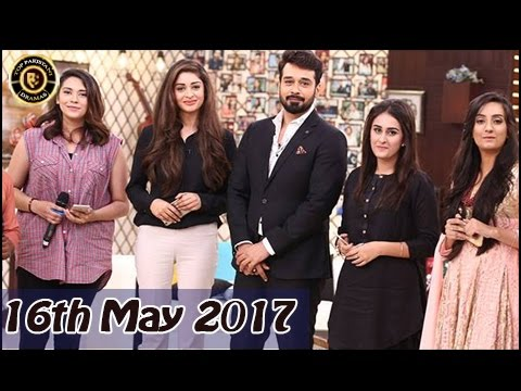 Salam Zindagi - 16th May 2017 - Top Pakistani Show