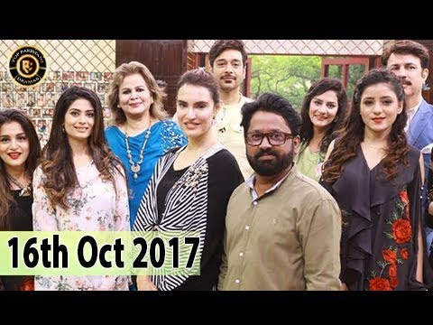 Salam Zindagi - 16th October 2017 - Top Pakistani Show