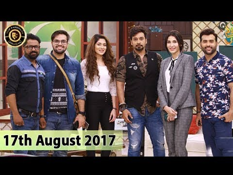 Salam Zindagi - 17th August 2017 - Top Pakistani Show