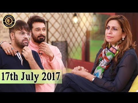 Salam Zindagi - 17th July 2017 - Top Pakistani Show