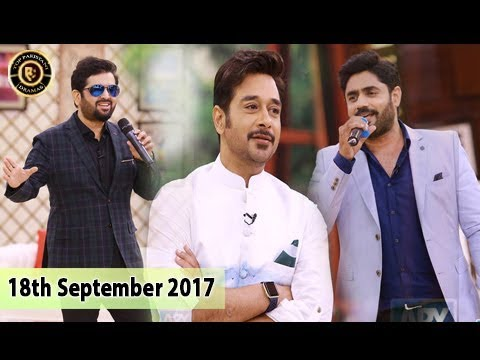 Salam Zindagi - 18th September 2017 - Top Pakistani Show