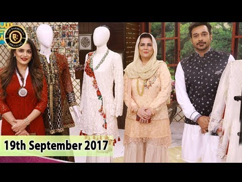 Salam Zindagi - 19th September 2017 - Top Pakistani Show