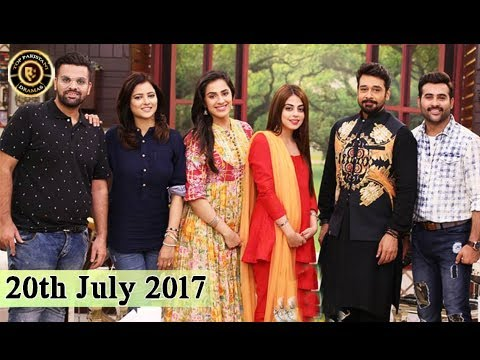 Salam Zindagi - 20th July 2017 - Top Pakistani Show