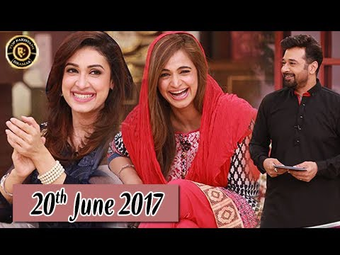 Salam Zindagi - 20th June 2017  - Top Pakistani Show