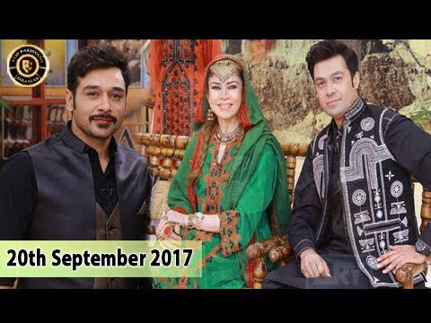 Salam Zindagi - 20th September 2017 - Top Pakistani Show
