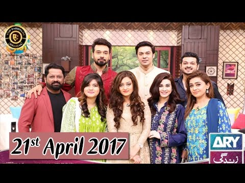 Salam Zindagi - 21st April 2017 - Top Pakistani Show