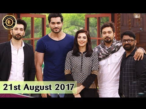 Salam Zindagi - 21st August 2017 - Top Pakistani Show