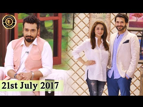 Salam Zindagi - 21st July 2017 - Top Pakistani Show