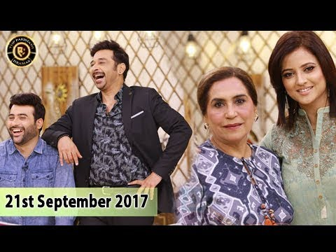 Salam Zindagi - 21st September 2017 - Top Pakistani Show