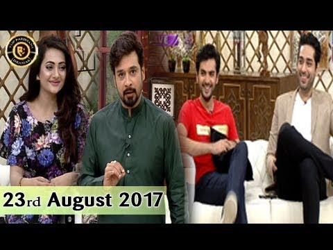 Salam Zindagi - 23rd August 2017 - Top Pakistani Show