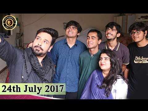 Salam Zindagi - 24th July 2017 - Top Pakistani Show