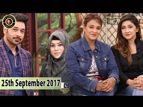 Salam Zindagi - 25th September 2017 - Top Pakistani Show