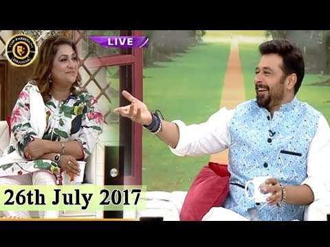 Salam Zindagi - 26th July 2017 - Top Pakistani Show