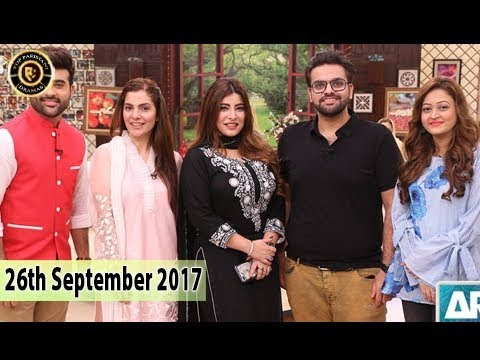 Salam Zindagi - 26th September 2017 - Top Pakistani Show