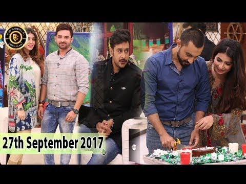 Salam Zindagi - 27th September 2017 - Top Pakistani Show
