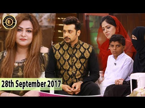 Salam Zindagi - 28th September 2017 - Top Pakistani Show