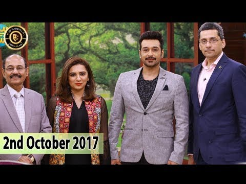 Salam Zindagi - 2nd October 2017 - Top Pakistani Show