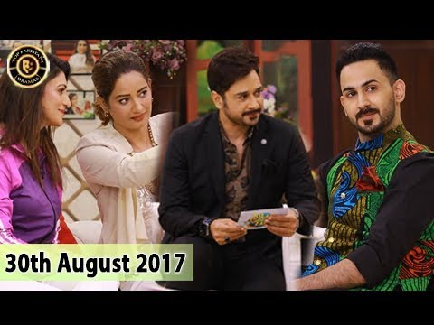 Salam Zindagi - 30th August 2017 - Top Pakistani Show