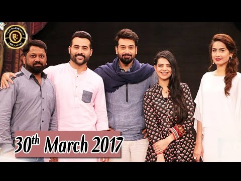 Salam Zindagi - 30th March 2017 - Top Pakistani Show
