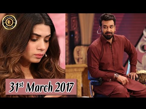 Salam Zindagi - 31st March 2017 - Top Pakistani Show