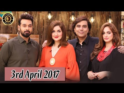 Salam Zindagi - 3rd April 2017 - Top Pakistani Show