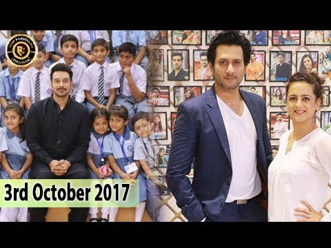 Salam Zindagi - 3rd October 2017 - Top Pakistani Show