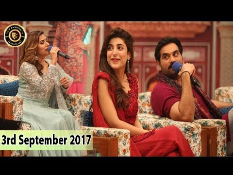 Salam Zindagi - 3rd September 2017 - Top Pakistani Show