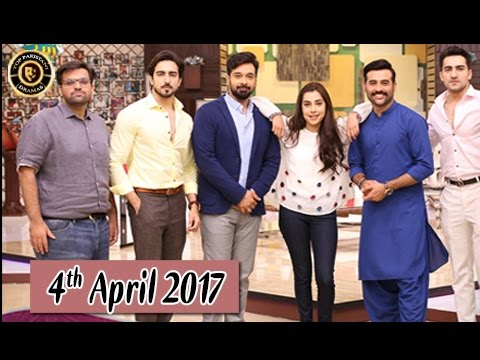 Salam Zindagi - 4th April 2017 - Top Pakistani Show