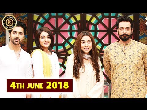 Salam Zindagi  - 4th June 2018