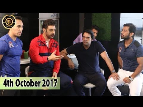 Salam Zindagi - 4th October 2017 - Top Pakistani Show