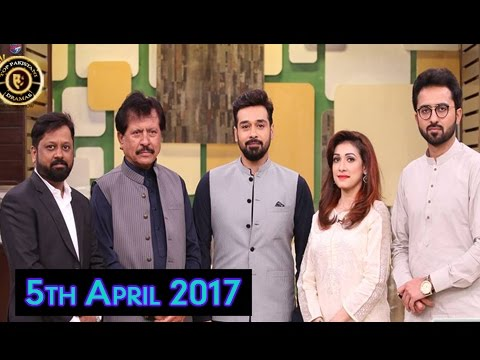 Salam Zindagi - 5th April 2017 - Top Pakistani Show