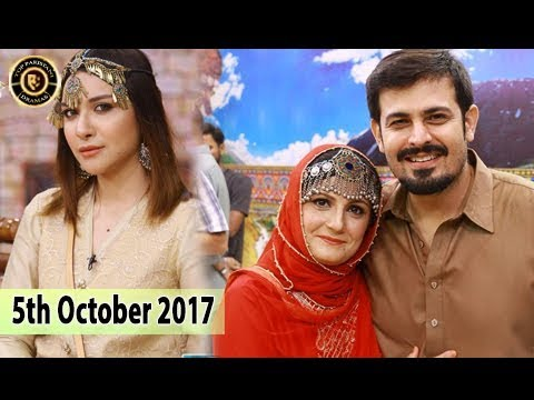 Salam Zindagi - 5th October 2017 - Top Pakistani Show