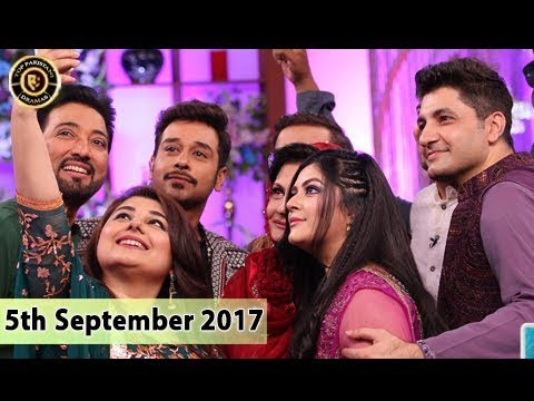 Salam Zindagi - 5th September 2017 - Top Pakistani Show