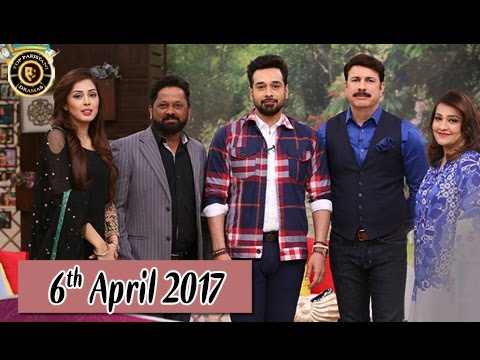 Salam Zindagi - 6th April 2017 - Top Pakistani Show
