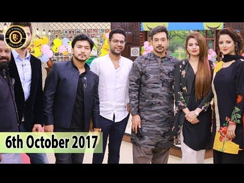 Salam Zindagi - 6th October 2017 - Top Pakistani Show