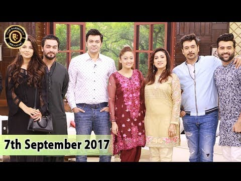 Salam Zindagi - 7th September 2017 - Top Pakistani Show