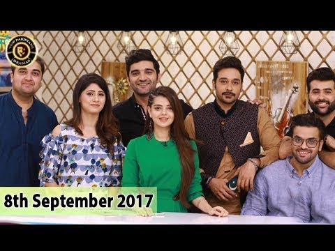 Salam Zindagi - 8th September 2017 - Top Pakistani Show