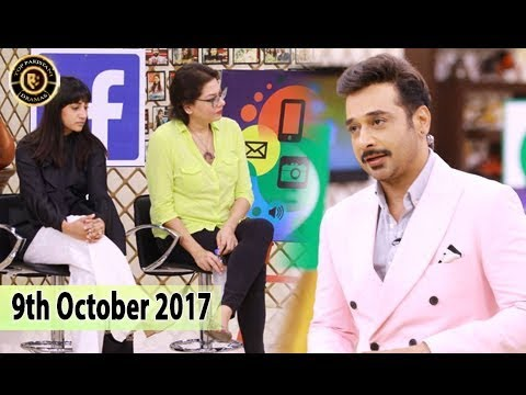 Salam Zindagi - 9th October 2017 - Top Pakistani Show