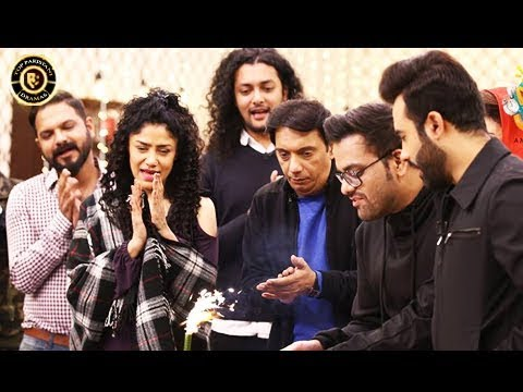 Salam Zindagi - Aadi Adeal Amjad birthday celebration - Top Pakistani Show