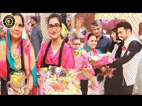 Salam Zindagi - Cooking Comeptition Finale - Top Pakistani Show