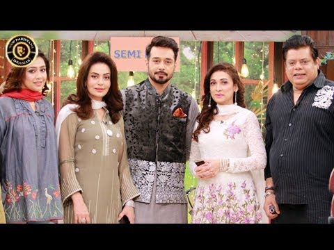 Salam Zindagi - Cooking Comeptition - Top Pakistani Show
