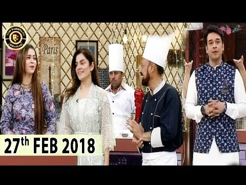 Salam Zindagi - Cooking Special - Top Pakistani Show