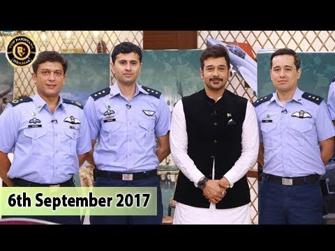 Salam Zindagi - Defence Day Special - 6th September 2017 - Top Pakistani Show