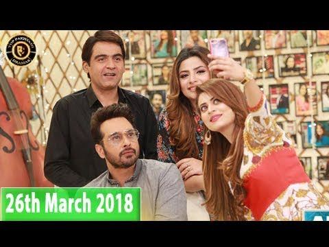Salam Zindagi - Enjoyment With Celebrities - Top Pakistani Show