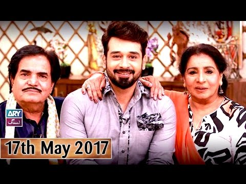Salam Zindagi - Guest: Hamid Rana, Sheeba Arshad - 17th May 2017 - Top Pakistani Show