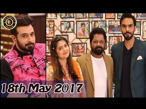 Salam Zindagi - Guest: Rana Majid & Rahma Ali - 18th May 2017 - Top Pakistani Show