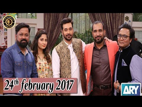 Salam Zindagi | Latest Show Sherry Raza & Sundas khan | 24th February 2017 | ARY Zindagi