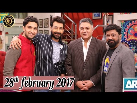 Salam Zindagi | Latest Show With Ahad Raza Mir & Asif Raza Mir | 28th February 2017 | ARY Zindagi