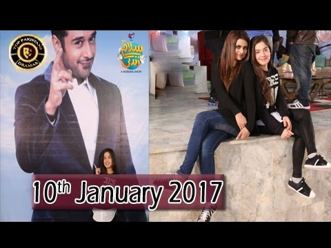 Salam Zindagi | Latest Show With Banita David & Dr Bilquis | 10th January 2017