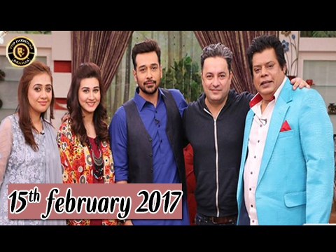 Salam Zindagi | Latest Show With Chef Gulzar & Chef Mehboob | 15th February 2017 | ARY Zindagi